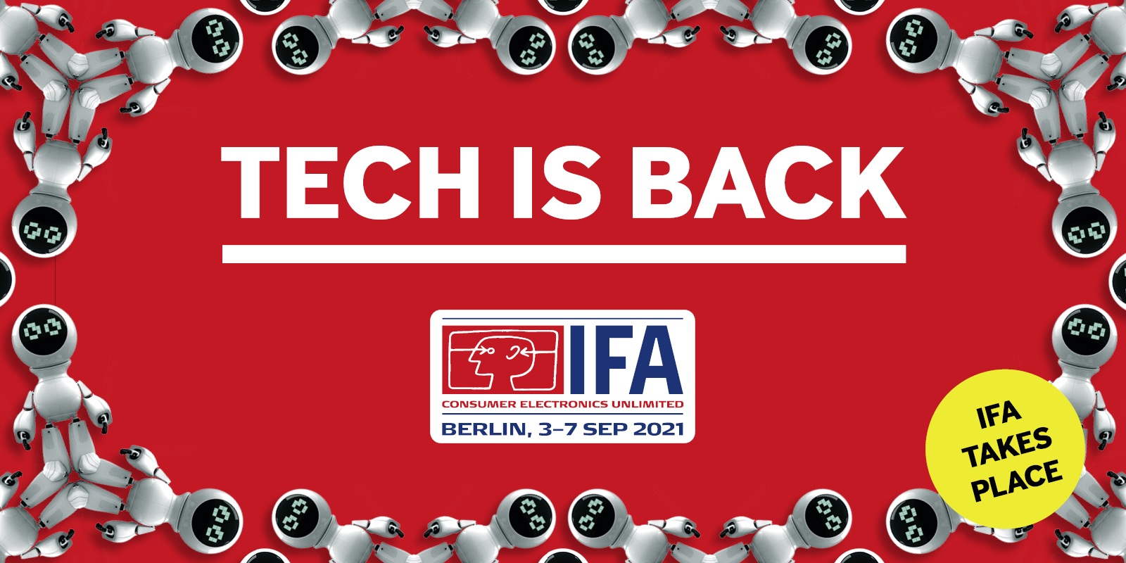 IFA Tech Is Back Ad